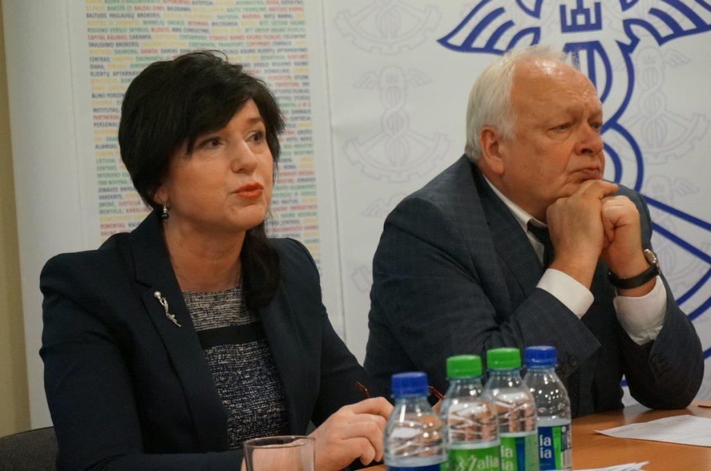 Susitikimas su Kauno apskrities valstybinės mokesčių inspekcijos vadove