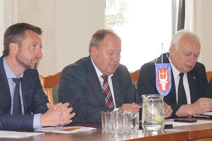 """Susitikimas su VšĮ """"Investuok Lietuvoje"""" vadovu"""
