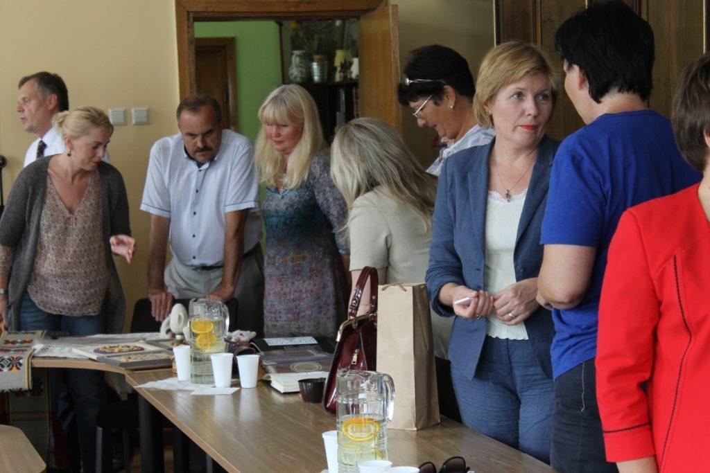 Svečiai iš Moldovos domėjosi Kauno PPA rūmų ir  Verslo moterų tinklo veikla