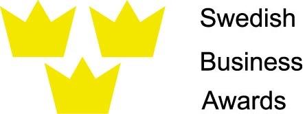 """""""Švedijos verslo apdovanojimai 2015"""""""