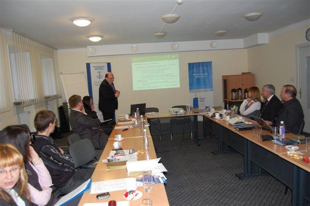 Tamperės regiono atstovus sudomino Kauno rūmų projektinė iniciatyva