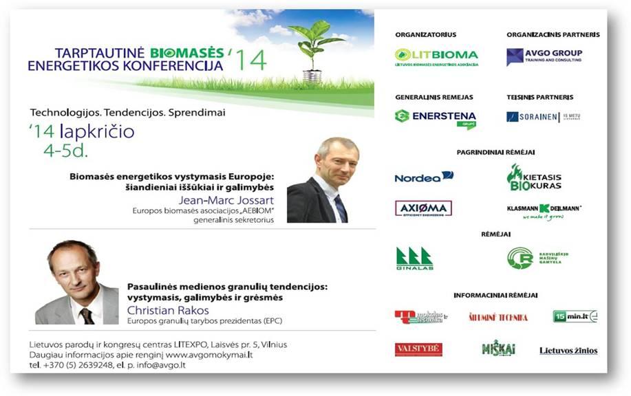 Tarptautinė biomasės energetikos konferencija