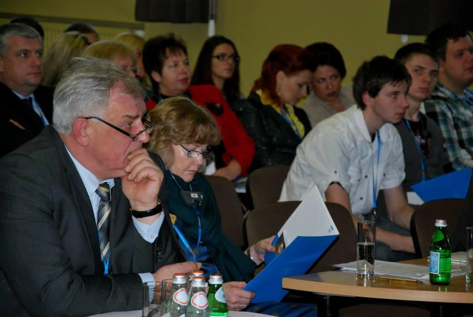 Tarptautinėje konferencijoje: įžvalgos apie žmogaus darnos ugdymą profesinio rengimo programose