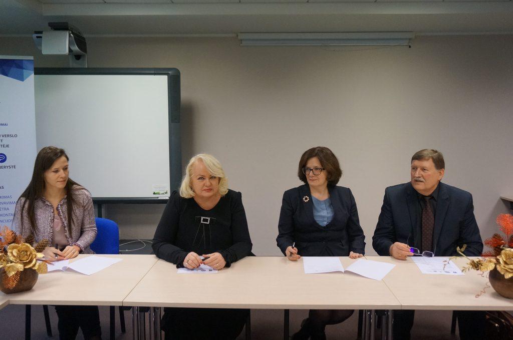Tęsiamas bendradarbiavimas su Kauno rajono savivaldybe ir Aleksandro Stulginskio universitetu