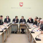 Ūkio ministras pritaria verslininkų pasiūlymui pasirašyti nacionalinį susitarimą