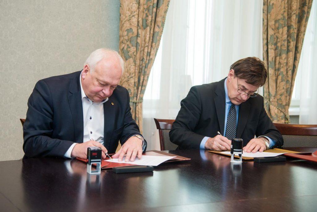 VDU Teisės klinika pradėjo bendradarbiauti su Kauno prekybos pramonės ir amatų rūmais