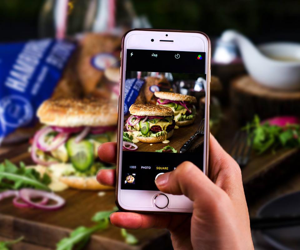 Valgytojai patys kuria sumuštinius žinomai Lietuvos įmonei