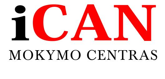 Vasarą laukia iCAN savaitinė anglų kalbos stovykla!