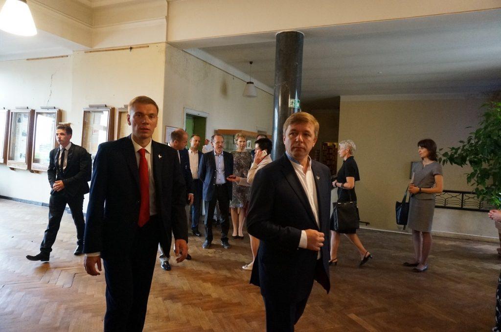 Verslo bendruomenė susitiko su LVŽS kandidatais Seimo rinkimuose