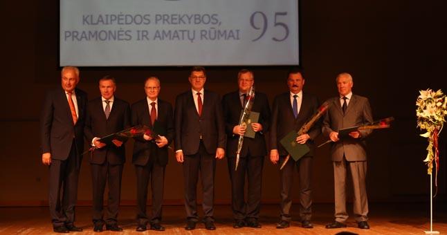 Verslo forumo Klaipėdoje išvados ir pasiūlymai