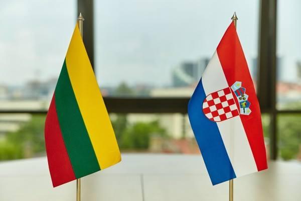 Verslo misija į Kroatiją