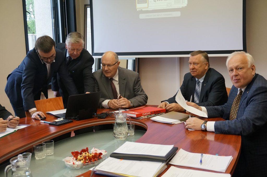 Verslo taryba aptarė nekilnojamojo turto ir žemės mokesčių tarifus Kaune