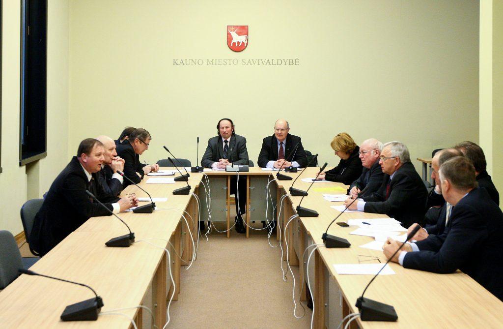 Verslo tarybos nariai diskutavo su politikais