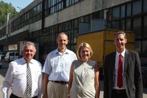 Vokietijos ir Lietuvos įmonių susitikimai