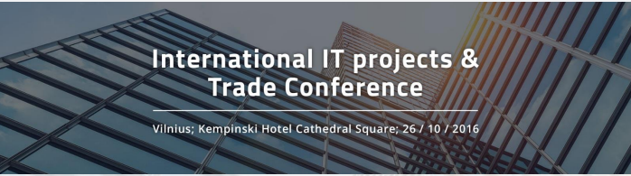 International IT Projects & Trade Conference